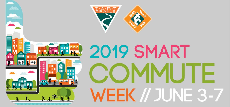 smart commute week june3-7