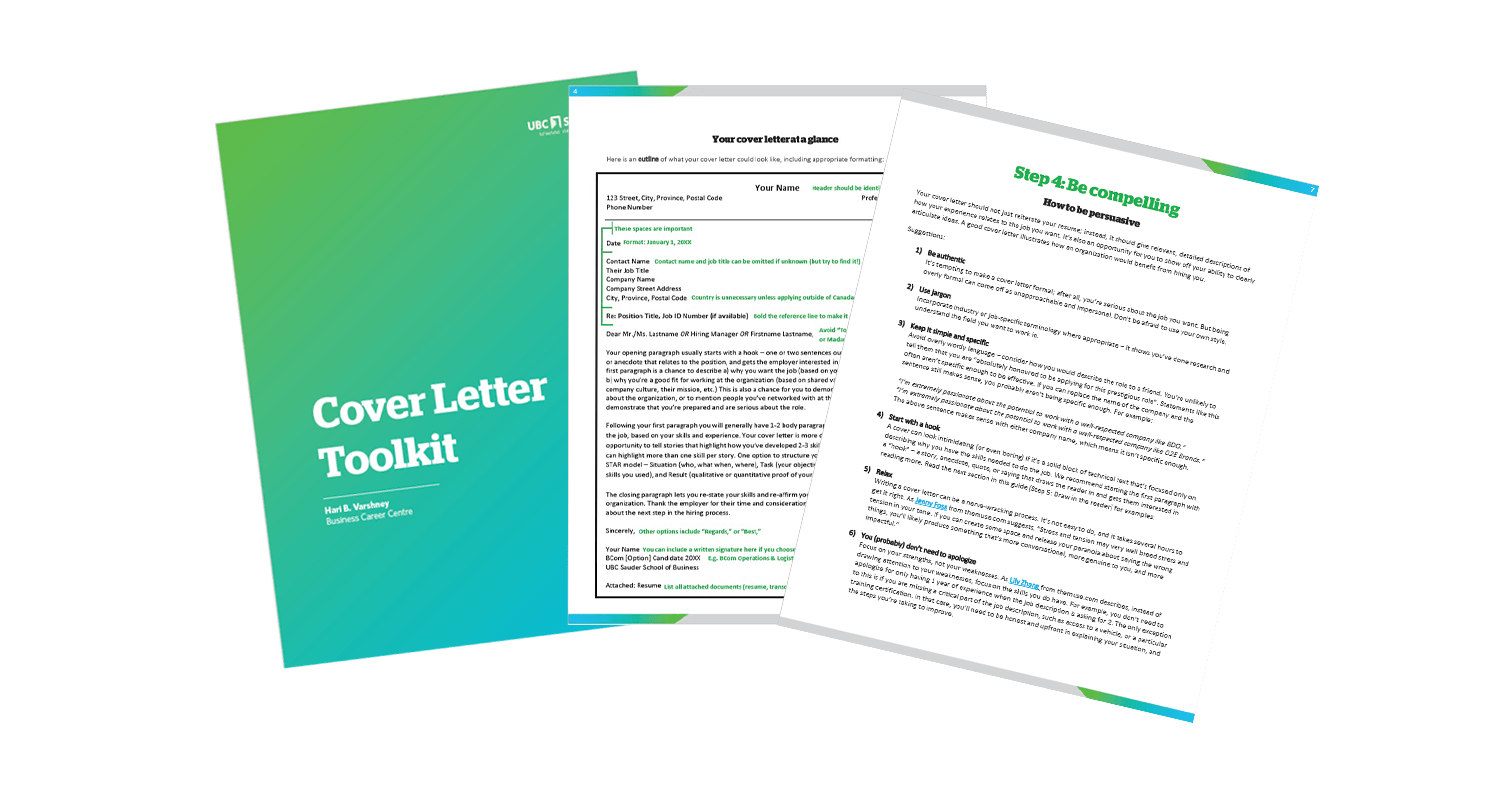 Download Your Cover Letter Toolkit