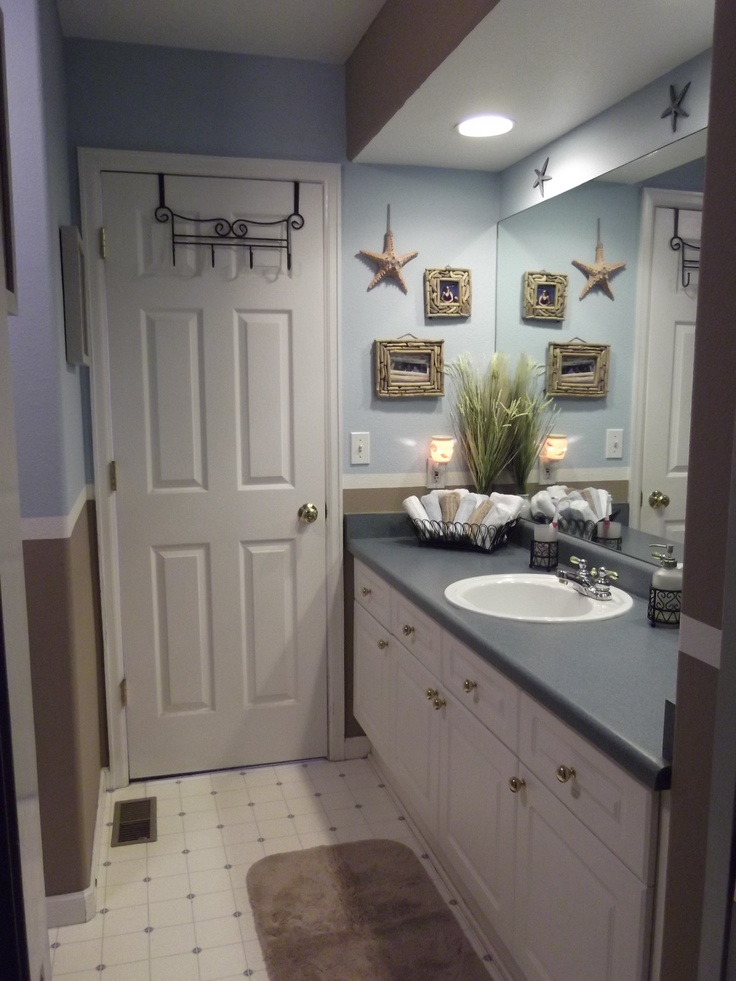 Beach Bathroom Ideas To Get Your Bathroom Transformed