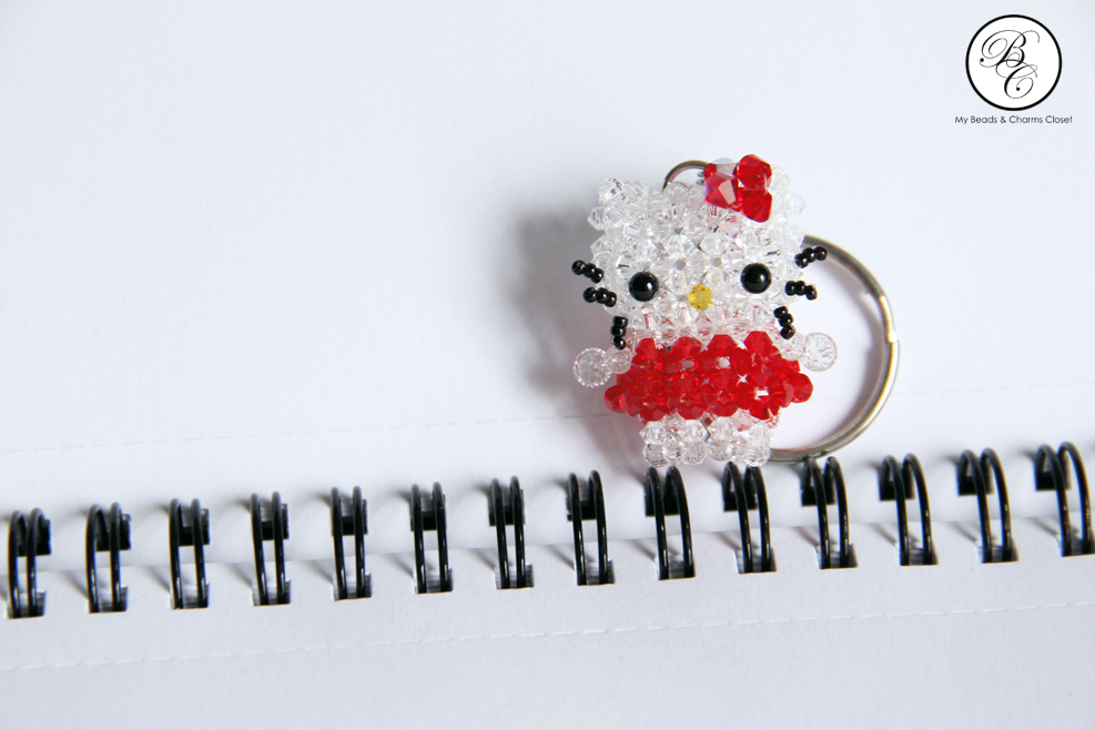 Special Order : Hello Kitty Keychain (1/2)