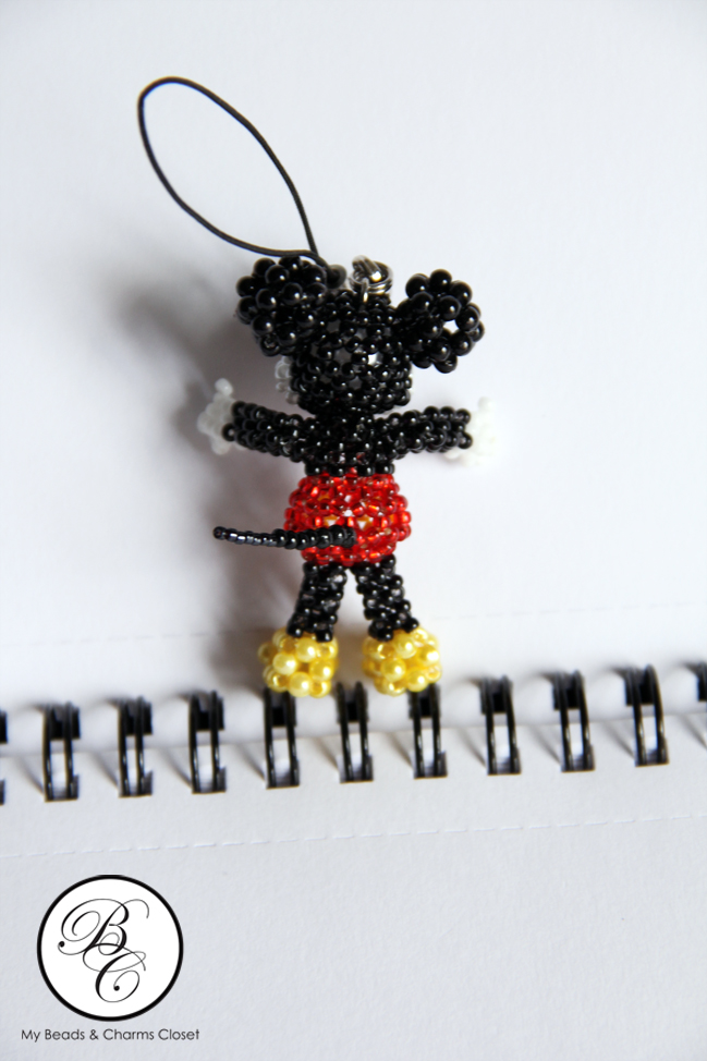 Special Order : Mickey Mouse Keychain (3/3)