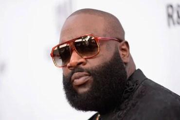 rick ross beard