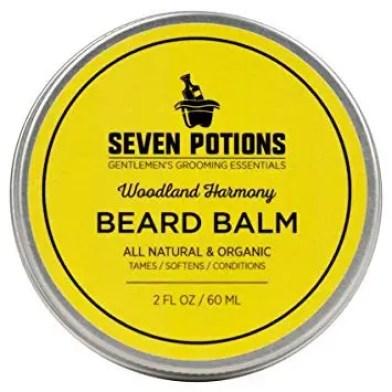Best Ten Beard Balm