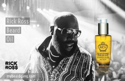 Rick Ross Beard oil - All You Need to Know