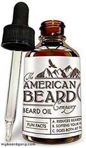 The American Beard Company - Beard Oil