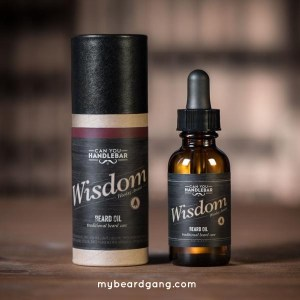 Wisdom Beard Oil