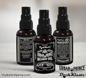 Urban Prince Beard Oil