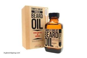 Simply Great Beard Oil