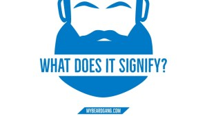 What Does A Beard Signify? - What Does The Term Beard Mean