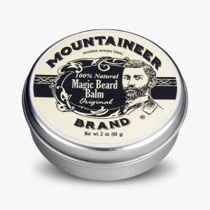 Mountaineer beard cream