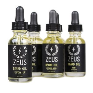 Zeus Beard Oil - Zeus Beard Kit Review