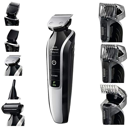 Philips Norelco Multigroom pro trimmer series 7500