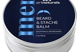 Beard creams for a black man