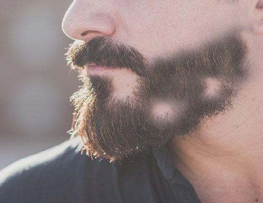 How to Make Your Beard Grow in Bald Spots