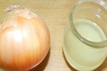 how to make onion juice