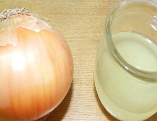 how to make onion juice