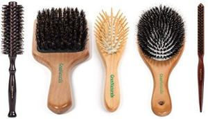 List of 17 Best Boar Bristle Brushes For healthier hair