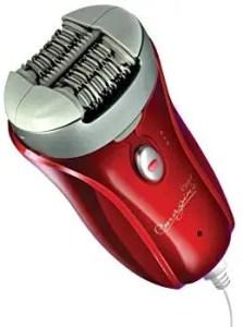 Epilators for pubic hair