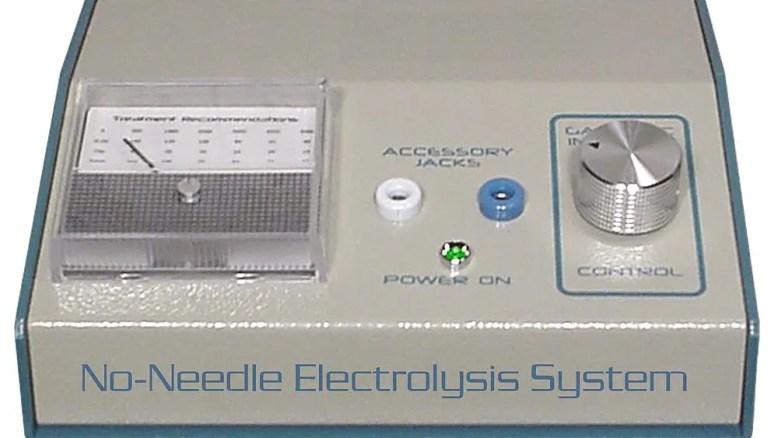 Electrolysis Machine under $1000