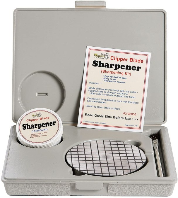 Groomers Choice Clipper Blade Sharpener