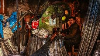 Metallwerkstatt in Gaziantep