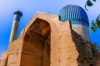 Bibi Moschee Samarkand