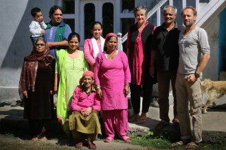Bhoprams Familie heute