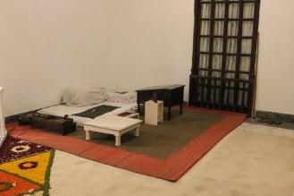 Gandhis Zimmer