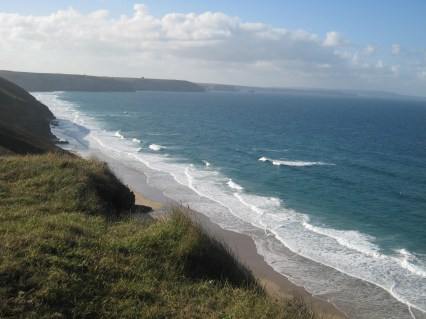 Towards St Ives