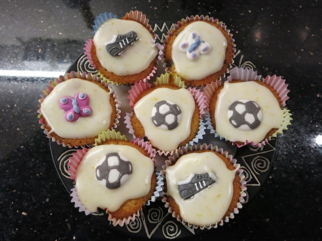 Our cup cakes