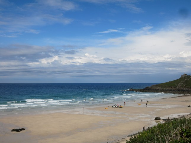 Porthmeor Beach