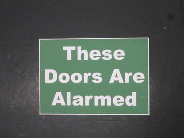 Poor doors!