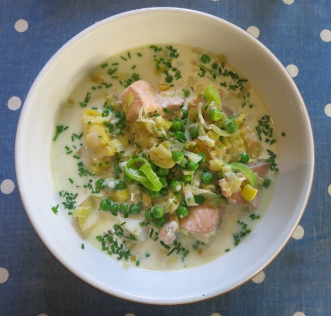 Mixed Fish Chowder