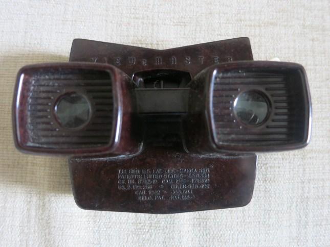 The View-Master 'machine'