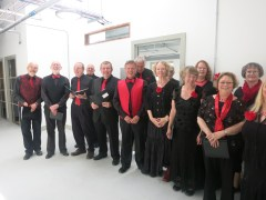 I's photo of the Basses and the Altos