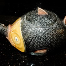 Fish teapot