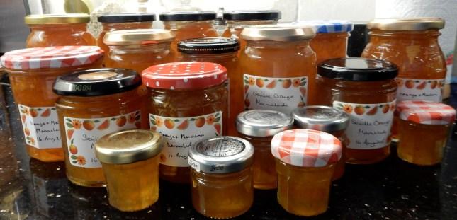 Marmalade maratho