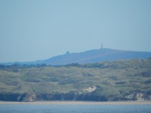 Carn Brea from St Ives