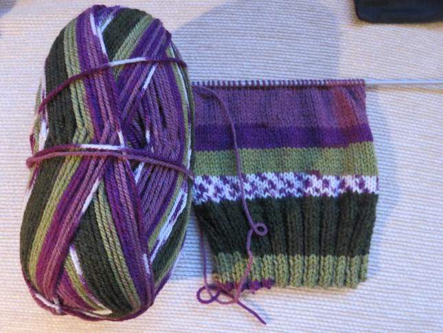 Suffragette yarn!