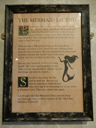 The story of the Mermaid