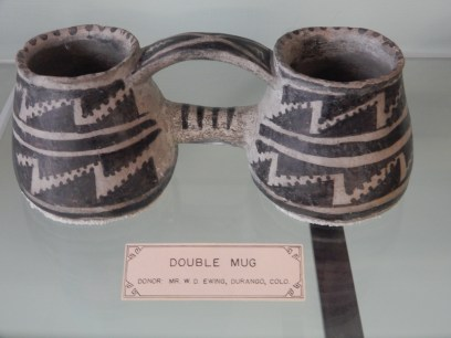 Beautiful piece found in the Mesa Verde Museum