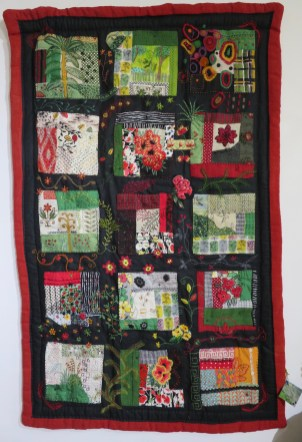 Quilt by Jan Thomas