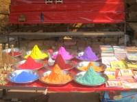 Colour in Sarnath