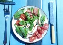 Lunch - Italian salad