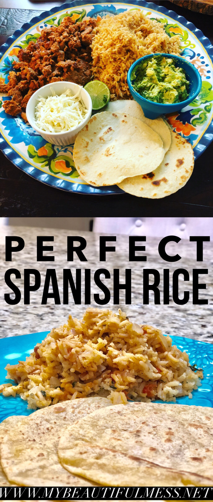 Perfect spanish rice