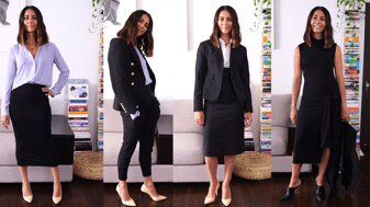 Professional outfits