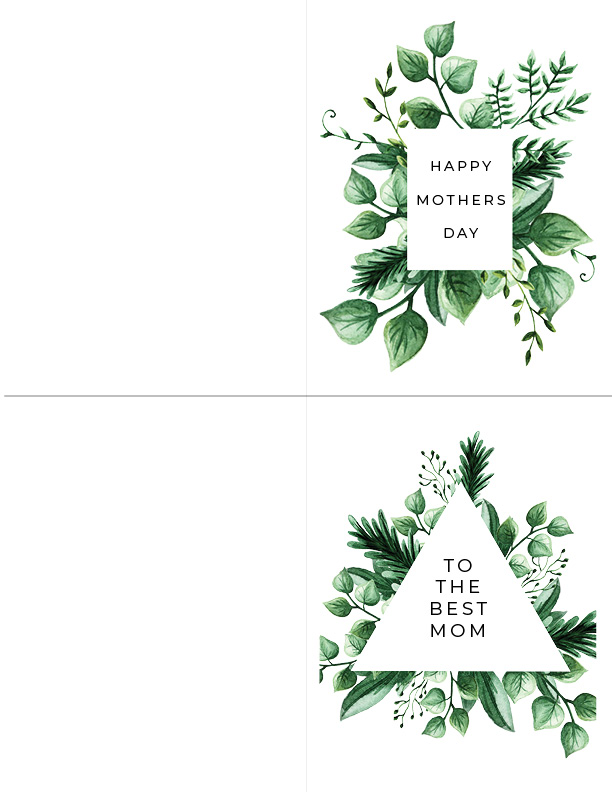 5 things I want for Mother's Day