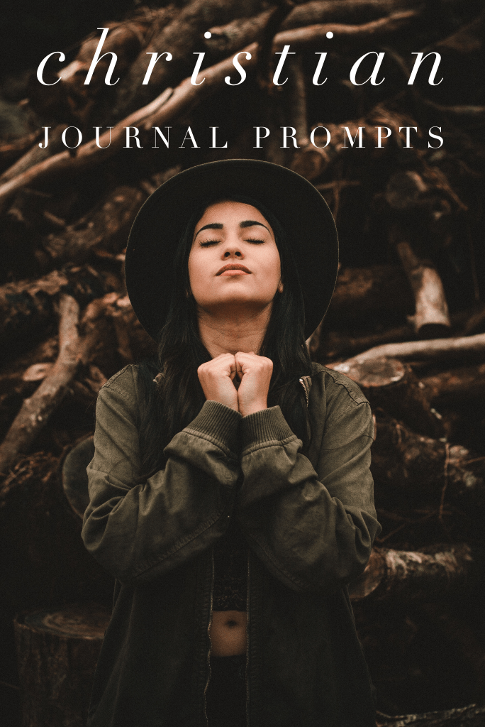 christian journal prompts