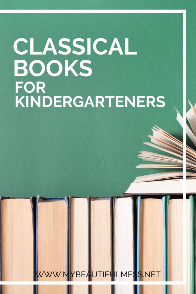 classical books for kindergarten