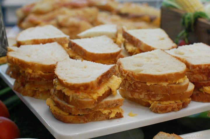 Pimento cheese spread